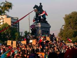 Ongoing protest makes a huge dip to Chile's hospitality industry