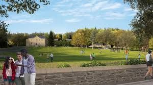 Images for the master plan of Loch Lomond development released