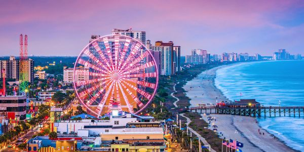 Kick Back and Stay Awhile in Myrtle Beach - How to Do Extended Travel Like a Local