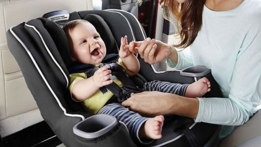 The Best Car Seats For Every Stage In Your Kid's Life