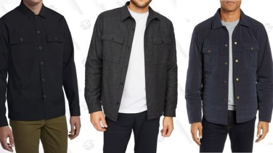 Will Spring Weather Into Existence With These Awesome Shirt Jackets