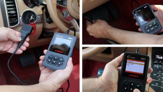 Hear What Your Car Is Telling You With This Launch OBD2 Scanner Sale