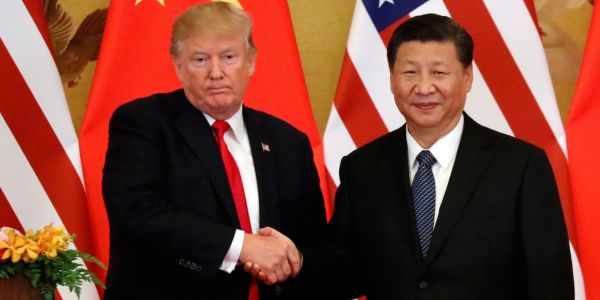 Trump and China declare 90-day truce on new tariffs to allow for trade negotiations