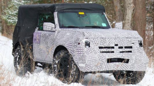 2021 Ford Bronco 7-Speed Manual May Be A 6-Speed With A Low Gear: Report