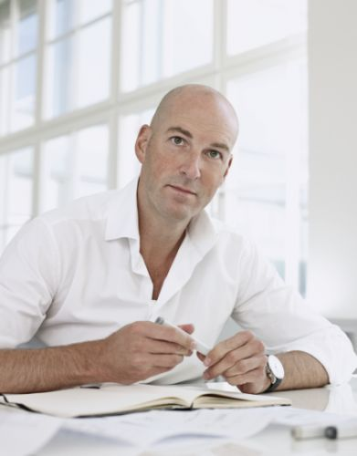 IWC Schaffhausen Creative Director, Christian Knoop, on the Antoine de Saint-Exupéry Chronograph