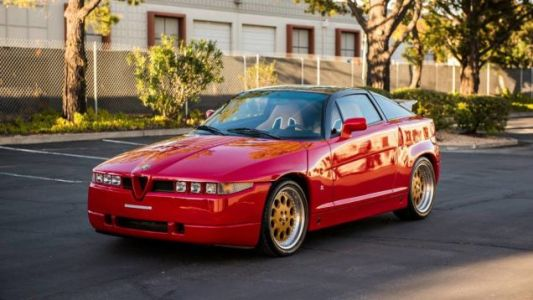 Buy This Alfa Romeo SZ Before It Hurts Somebody