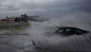IndexThe civil protection services of Greece went on alert as the country braced for the threat of a cyclone, forest fires prompted evacuations on an island and an earthquake rattled the south of the country