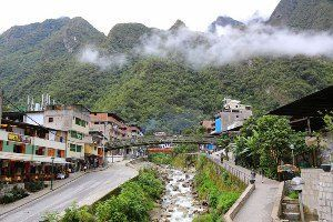 Machu Picchu Pueblo is the first city in Latin America that is 100% sustainable