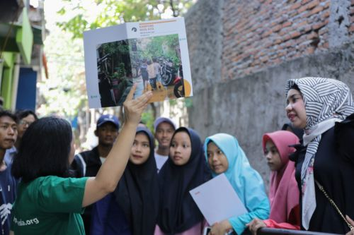 Jakarta's Urban Villages are Organic TOD Best Practices