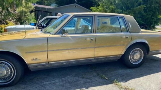 At $3,250, Does This 1978 Seville Offer Cadillac Style For The Budget Minded?