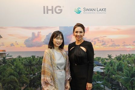 IHG to open InterContinental Khao Yai Swan Lake Resort in Central Thailand
