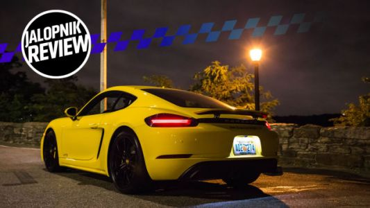 The 2018 Porsche 718 Cayman GTS Drives Like the Superior Porsche