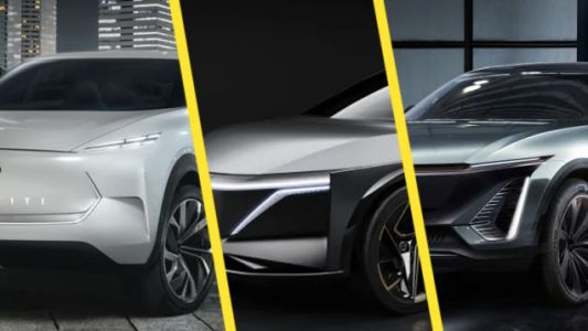 The 2019 Detroit Auto Show's Biggest Design Trend Is Hard to Miss