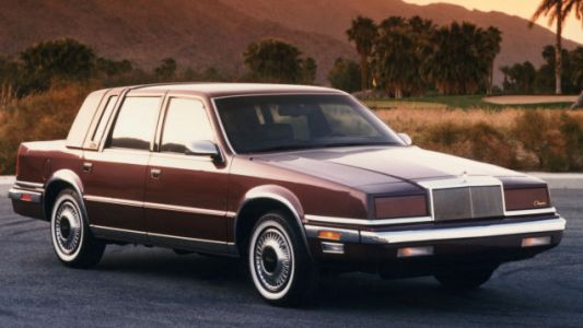 This is the thirteenth generation of the Chrysler New Yorker