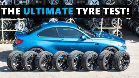 Here's a Solid Shootout Between the Best Summer Performance Tires