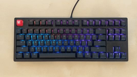 The iKBC MF87 Is the Most Premium-Feeling Mechanical Keyboard You Don't Have to Build Yourself