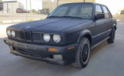 At $4,800, Could This Rhino-Lined 1991 BMW 325iX Release Your Inner Beast?
