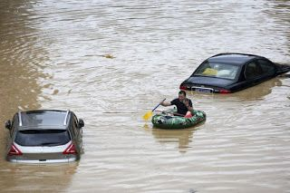 China reports 141 dead or missing in flooding since June