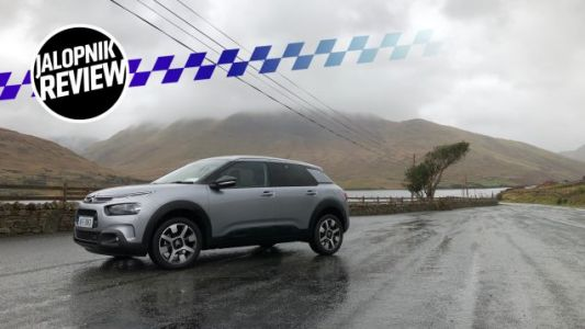 2018 Citroën Cactus C4: It Feels Criminal That We Can't Have This