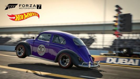 Hot Wheels And Forza Just Dropped A Nostalgia Bomb