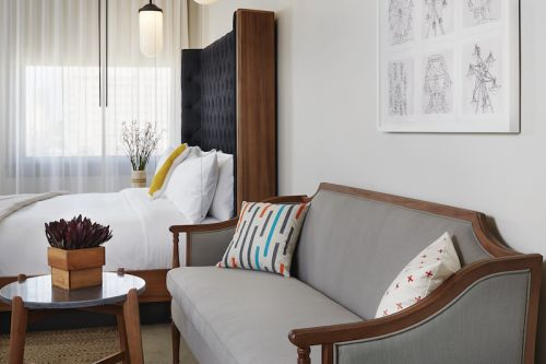 New Eatery in San Francisco Boutique Hotel