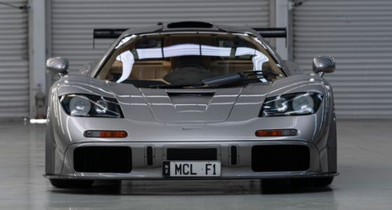 $19.8 Million Sale Proves We Should All Go Back In Time And Buy A Warehouse Full Of McLaren F1s