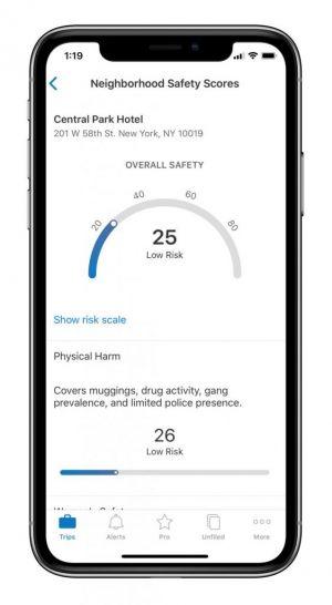 Updated: New Neighborhood Safety Scores and International Travel Tools