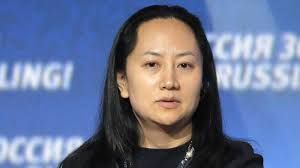 Chinese tourists get up on the arrest of Meng Wanzhou