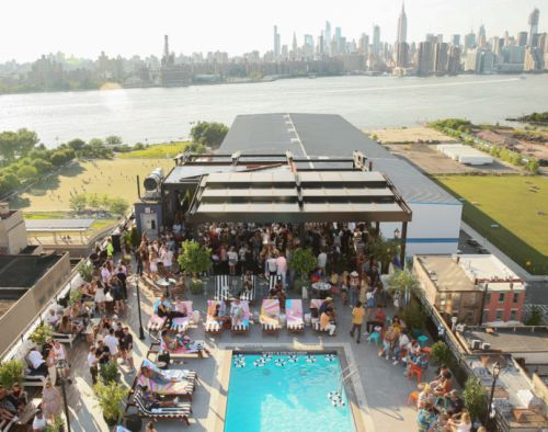 Grey Goose Brings The Surf Lodge to Brooklyn