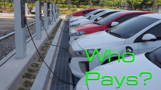 Just Who Should Pay For Charging Stations For Electric Cars?