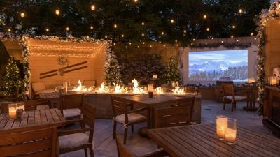 Apres Winter Lounge Pop-UP Returns to Four Seasons Hotel Silicon Valley