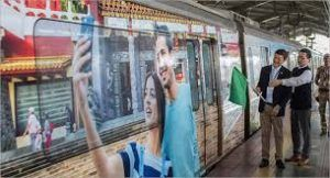 The Taiwan Tourism Bureau collaborates with Mumbai Metro