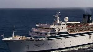 Scientology cruise ship quarantined in St. Lucia because of measles