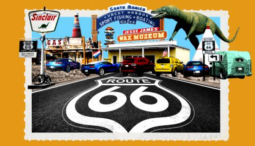 A Road Trip Down Route 66 Is Corny, But It's Also Necessary