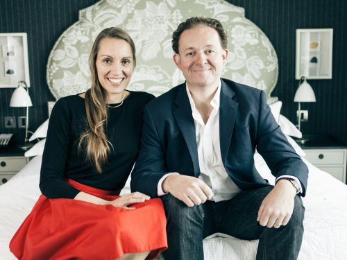 How a few 'disastrous weekends away' inspired one couple to create a booking service specializing in the world's sexiest boutique and luxury hotels