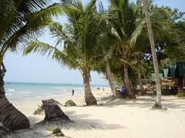 Koh Chang is distant from tourism development due to its limited accessibility