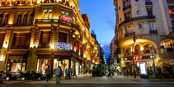 Still Awake? This Is Buenos Aires for Night Owls