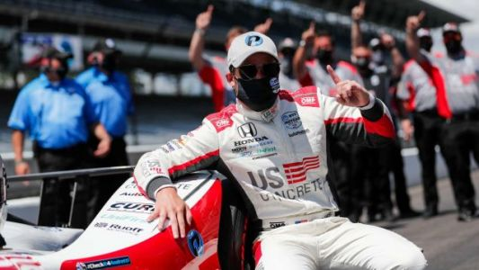 Marco Andretti Will Step Down From IndyCar, Still Plans To Run The Indy 500