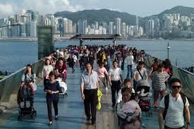 Hong Kong protests continue - affects tourism heavily