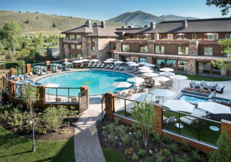Spa of the Week: The Spa at Sun Valley Resort