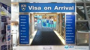 New eVisa On Arrival Service In Thailand
