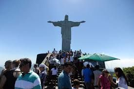 Tourists visiting Brazil for leisure jumps by over 14% in last 4 years