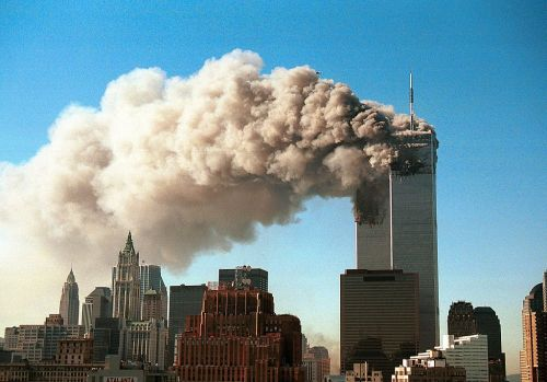 24 powerful and moving photos from the September 11 attacks that Americans will never forget