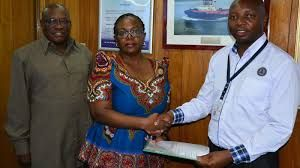 Daniel Manduku, Kenya Ports Authority managing director attracts investors to the coast!