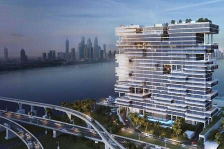 One at Palm Jumeirah inches near completion