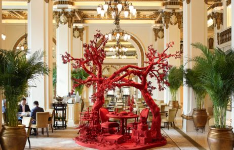 The Peninsula Hotels Launches Immersive Contemporary Art Experience