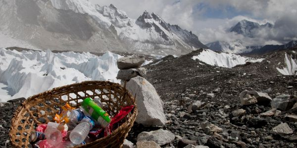 China is closing its Everest base camp to tourists after more than 300 tonnes of trash was removed from the mountain last year