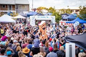 Kingaroy BaconFest, a three-day sizzling food festival in South Burnett