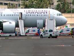 Hawaiian plane with 191 onboard makes emergency landing after smoke fills up