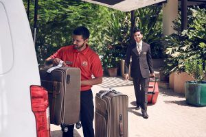 Emirates Makes Home Check-In Easier This Festive Season